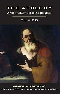 The Apology and Related Dialogues by Plato (English) Paperback Book