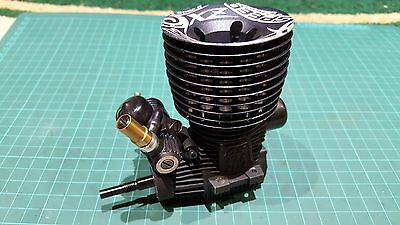 O.S. SPEED 21XZ-B SPEC II Glow Competition Off-Road Buggy Car Engine XZB 12175