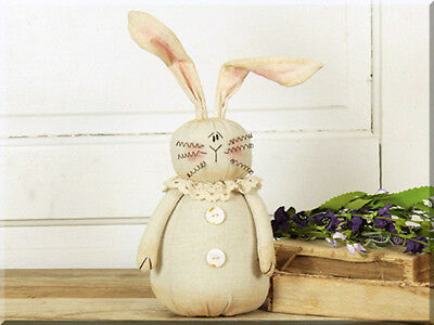Large Fat Bunny by Honey and Me  #S16013