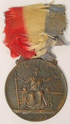 WW1 Allentown and Lehigh County PA State of Pennsylvania Veteran Service Medal