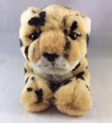 Telus Mobility Leopard Panther Cat Critter Telus Plush Toy Spokescritters Gund