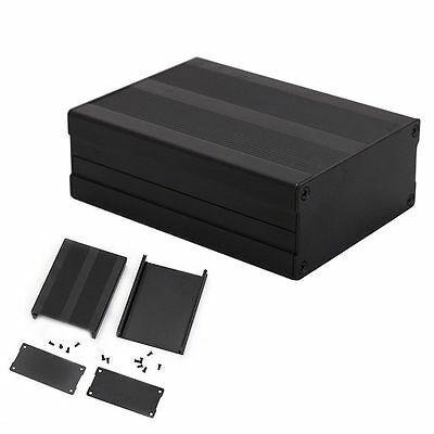 Aluminum Case Box For Circuit Board Electric PCB Shell Shied Amplifier Enclosure