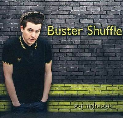 BUSTER SHUFFLE * Our Night Out  LP Neu *Ska