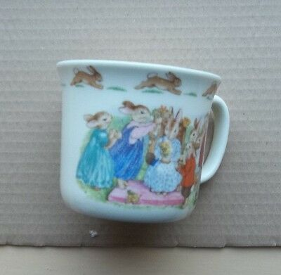 Old Royal Doulton Bunnykins Children Cup