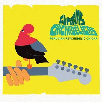 VA - Cumbias Chichadelicas / Peruvian Psychedelic Chicha - 2 LP PHARAWAY SOUNDS