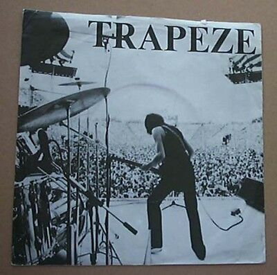 "Trapeze Don't Ask Me How I Know 7"" P/s 1979(Tear On Cover) Uk"