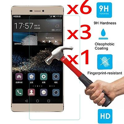 2pcs 9H Tempered Glass Screen Protector Protective Film For  P20 Lite Pro Paket