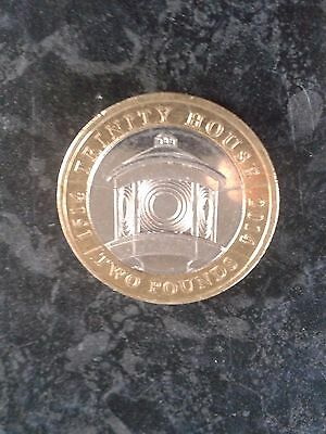 2014 £2 Trinity House 500Yrs Anniversary Two Pound Coin Hunt  Rare