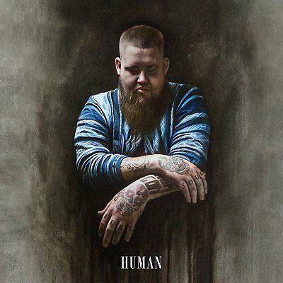 Rag N Bone Man Human CD New 2017