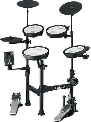 Roland Td-1Kpx V-Drum Elektronisches Schlagzeug E-Drum Set Portabel Faltbar Drum