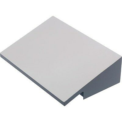 Europa Components STBWH104020 Steel Weather Hood 400x200mm