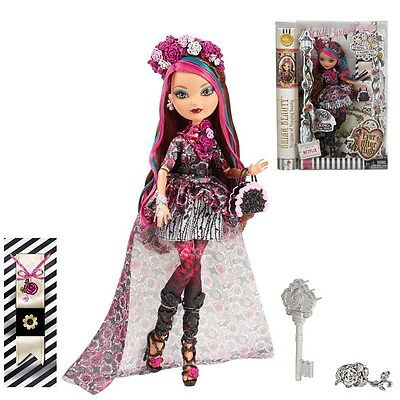 Ever After High Puppe - Frühlingsfest Briar Beauty