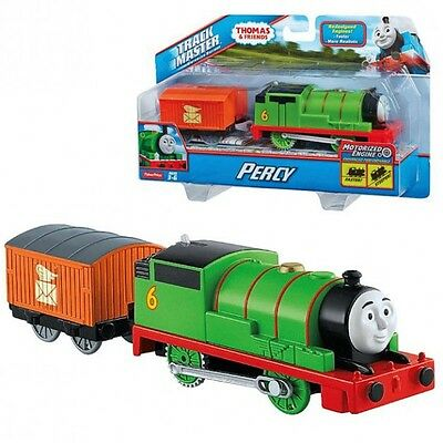 Thomas and Friends - Locomotive Percy - Trackmaster Revolution Mattel