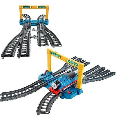 Thomas and Friends - Set Rails Signal Station - Trackmaster Revolution Mattel