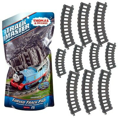 Thomas and Friends - Set Rails Curves Enlargement - Trackmaster Revolution Matte