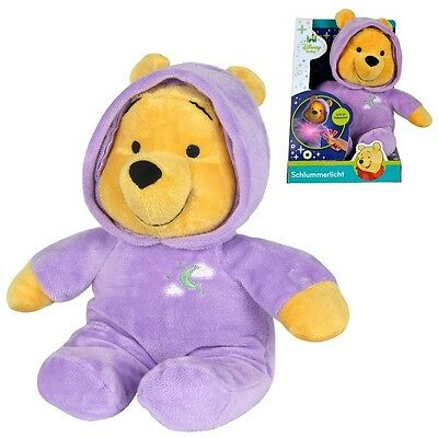 Winnie the Pooh - Pooh Plush Nightlight Slumber Light with Color Change
