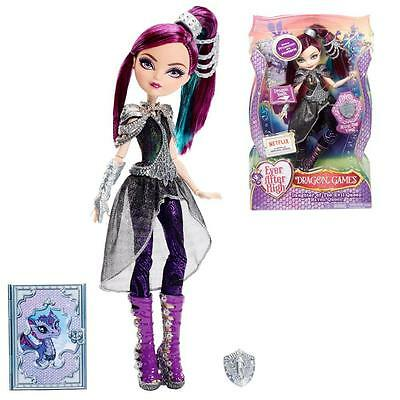 Ever After High Poupée - Dragon Games Raven Queen