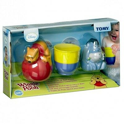 Winnie the Pooh - Bath Toys Gift with Magic Honey Pot