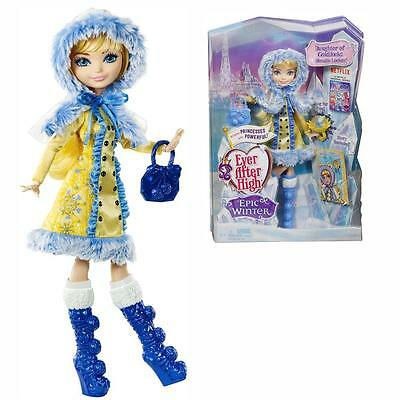 Ever After High Doll - Epic Winter Blondie Lockes