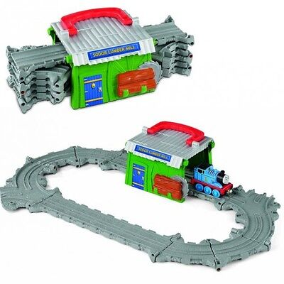 Thomas and Friends - Sawmill Starter Set Take-n-Play Mattel