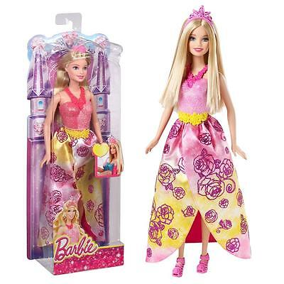 Barbie - Mix and Match - Princess Doll Barbie, pink