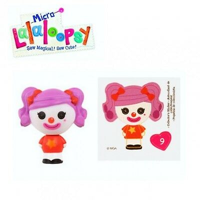 Lalaloopsy ™ - Micro World - Surprise Pack Series 2 - Muñeca 9