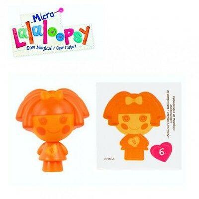 Lalaloopsy ™ - Micro World - Surprise Pack Series 2 - Muñeca 6