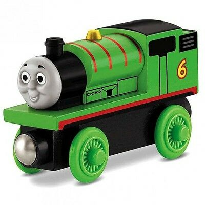 Thomas ei suoi Amici - Percy Locomotiva - Ferrovia in Legno - Mattel Thomas and