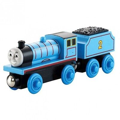 Thomas ei suoi Amici - Edward Locomotiva - Ferrovia in Legno - Mattel Thomas and