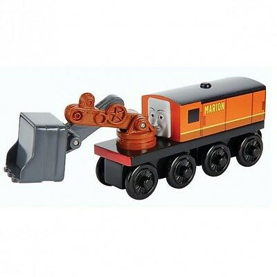 Thomas ei suoi Amici - Marion - Ferrovia in Legno - Mattel Thomas and Friends