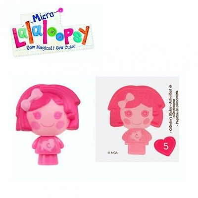 Lalaloopsy ™ - Micro World - Surprise Pack Series 2 - Muñeca 5