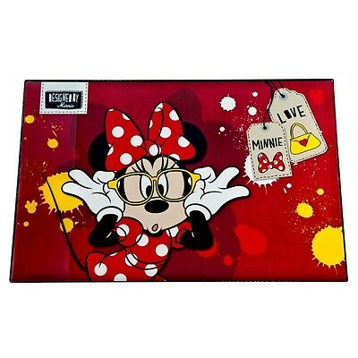 Disney Minnie Mouse - Niños Desk Pad - Alfombrilla para Mouse 38,5 x 58,5 cm