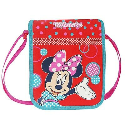 Disney Minnie Mouse - Niños Bolsa de Hombro - Spot the Dots Mouse 22 x 20 x 6cm