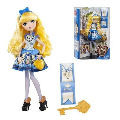 Ever After High Muñeca - Real Blondie Lockes