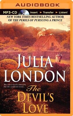 The Devil's Love by Julia London (2014, MP3 CD, Unabridged)