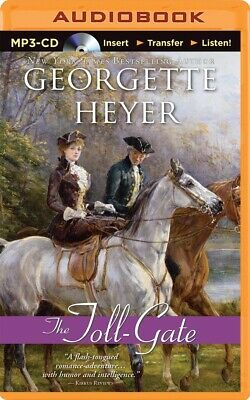 The Toll-Gate by Georgette Heyer (2014, MP3 CD, Unabridged)