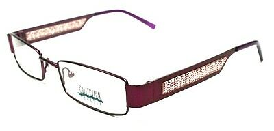 Brillenfassungen Beauty & Gesundheit Brille Collection Creativ Brillengestell Mod 1097 Col 990 Lila