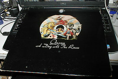 Queen A Day At The Races Japanese 1976 Lp. Import  Lp
