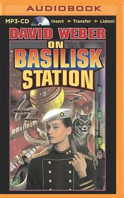 Honor Harrington: On Basilisk Station 1 by David Weber (2014, MP3 CD,...