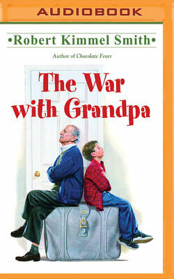The War with Grandpa by Robert Kimmel Smith (2016, MP3 CD, Unabridged)
