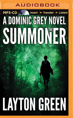 The Dominic Grey: The Summoner by Layton Green (2015, MP3 CD, Unabridged)