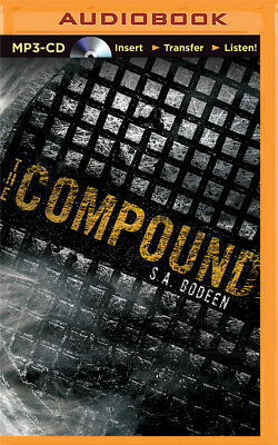 The Compound by S. A. Bodeen (2015, MP3 CD, Unabridged)