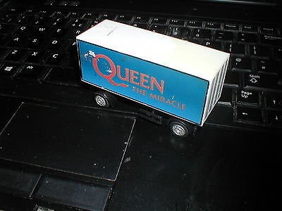 Queen The Miracle  Very Rare Trailer. Unusual Limited Edition