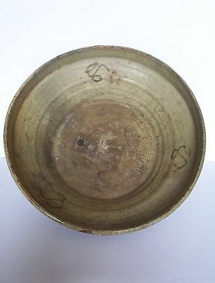 Large 18th century Bowl  decoration to inside.