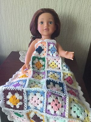 Hand Crocheted Dolls Clothes For American Girl / Designafriend And Similar