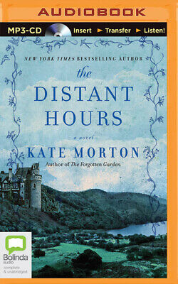 The Distant Hours by Kate Morton (2014, MP3 CD, Unabridged)