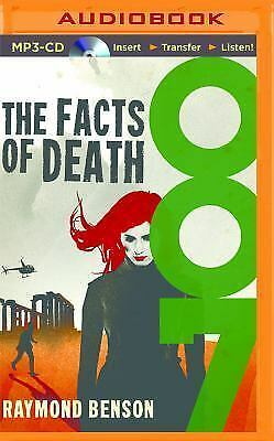 James Bond: The Facts of Death by Raymond Benson (2015, MP3 CD, Unabridged)