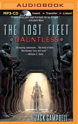 The Lost Fleet: Dauntless 1 by Jack Campbell (2015, MP3 CD, Unabridged)