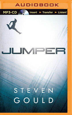 Jumper by Steven Gould (2015, MP3 CD, Unabridged)