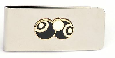 Lawn Bowls & Jack  Money Clip FREE ENGRAVING Gift boxed